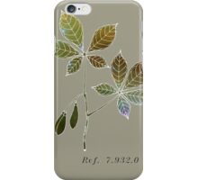 Botany 5 iPhone Case/Skin