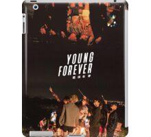 BTS/Bangtan Sonyeondan - Young Forever Night Scenes iPad Case/Skin
