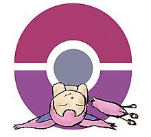 Skitty Pokemon Photographic Print