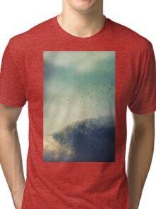 Close to the Edge Tri-blend T-Shirt