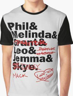 We are Agents of S.H.I.E.L.D. Season 2 Graphic T-Shirt