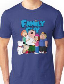 American Family Portrait Unisex T-Shirt
