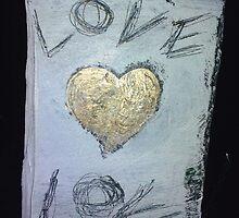 heart of gold by artsmithstudios
