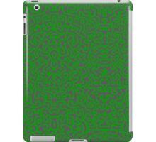 WALL KEITH - GREEN iPad Case/Skin
