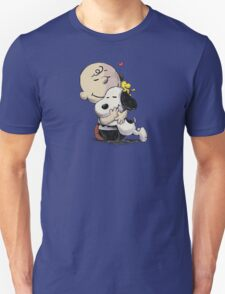 Everything Will Be Okay Peanuts T-Shirt