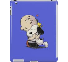 Everything Will Be Okay Peanuts iPad Case/Skin