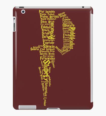 P Potter iPad Case/Skin