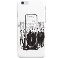 I'm so addicted to KPOP iPhone Case/Skin