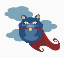 Supercat Hero Baby Tee