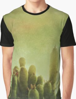 Cactus in my mind Graphic T-Shirt