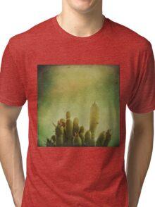Cactus in my mind Tri-blend T-Shirt