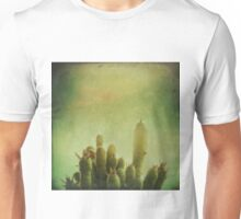 Cactus in my mind Unisex T-Shirt