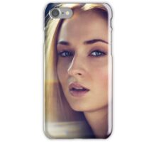 Sophie Turner iPhone Case/Skin