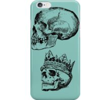 Skull Sticker Set iPhone Case/Skin