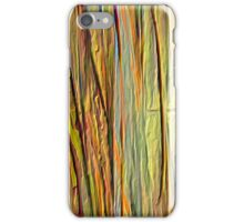 Abstract Trees iPhone Case/Skin