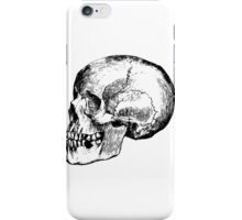 Skull 1 iPhone Case/Skin