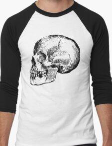 Skull 1 Men's Baseball ¾ T-Shirt