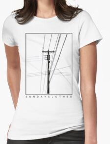 Crosses Womens Fitted T-Shirt