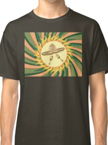 Sombrero and Maracas 4 Classic T-Shirt