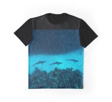 Shark Alley Graphic T-Shirt