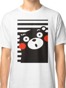 Japan Anime Kumamon Bear Animal Classic T-Shirt