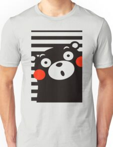 Japan Anime Kumamon Bear Animal Unisex T-Shirt