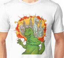 T Rex dreams Unisex T-Shirt