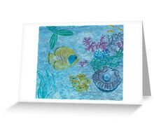 Tales and Scales Greeting Card