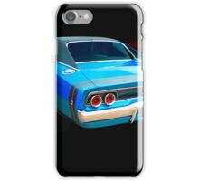 1968 Dodge Charger R/T iPhone Case/Skin