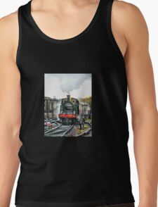 Engine 263 steaming Tank Top
