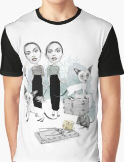 Keeping it clean Graphic T-Shirt