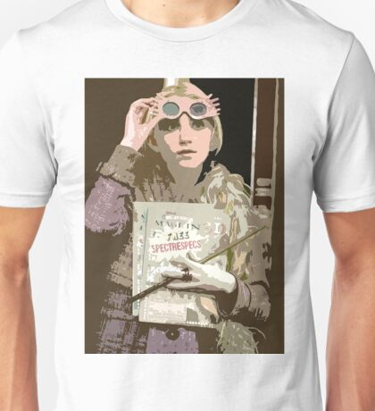 Luna Lovegood - Through the Spectrespecs Unisex T-Shirt