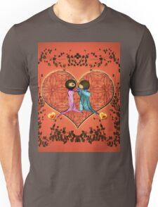 In love Unisex T-Shirt