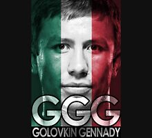 Golovkin Support Unisex T-Shirt