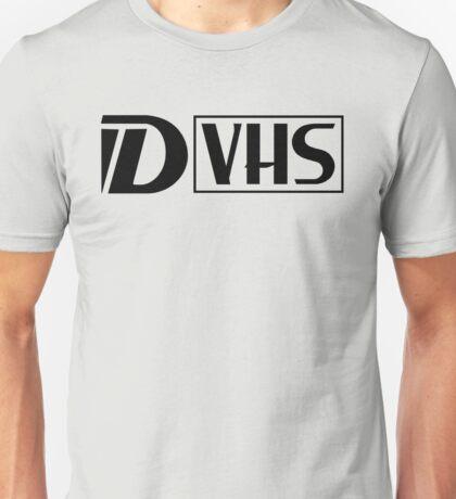 D VHS Logo T-Shirt