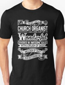 Church organist T-Shirt