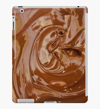 Nutella Choc iPad Case/Skin