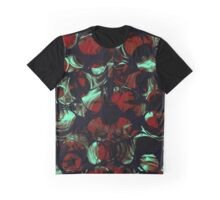 Abstraction Dark Graphic T-Shirt