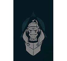 Alphonse Elric In The Dark Photographic Print