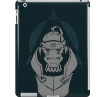 Alphonse Elric In The Dark iPad Case/Skin