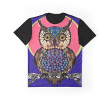 Owl Dreams Of You Graphic T-Shirt
