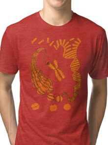 Chromatin Structure Tri-blend T-Shirt