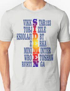 Personil - Sidemen  T-Shirt