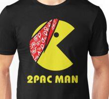PAC MAN 2PAC Unisex T-Shirt