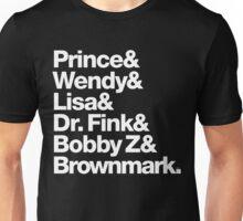 Prince & The Revolution 1984 Purple Rain Band Unisex T-Shirt