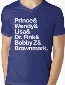 Prince & The Revolution 1984 Purple Rain Band Mens V-Neck T-Shirt