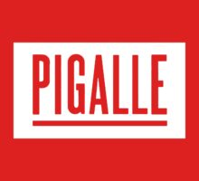 Pigalle One Piece - Short Sleeve