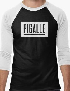 Pigalle Men's Baseball ¾ T-Shirt