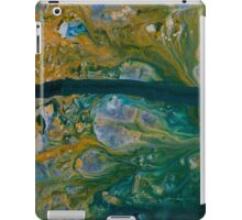 2016_GITCHADK_MALERI_PRINT_1_26 iPad Case/Skin