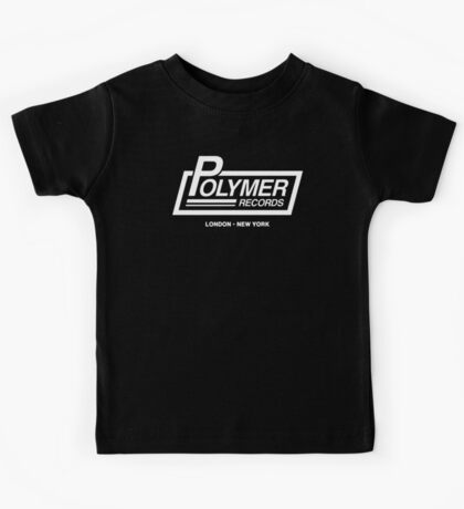 POLYMER RECORDS SPINAL UNOFFICIAL TAP Kids Tee